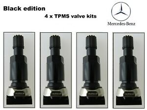 Mercedes-E-Classe-2014-Pression-Des-Pneus-Capteur-de-tige-de-soupape-MPT-Service-Kit-Classe-C
