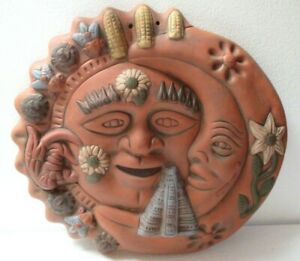 Terracotta Clay Pottery Wall Plaque