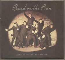 "PAUL McCARTNEY & WINGS ""Band On The Run: 25th Anniversary Edition"" 2CD Box"