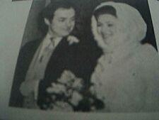 ephemera sussex 1967 wedding james young flora bethune westgate