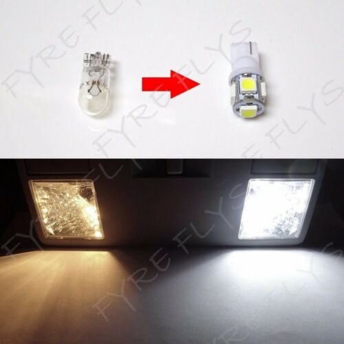 10x White LED lights interior package kit for 2003-2013 Ford Expedition FE1W