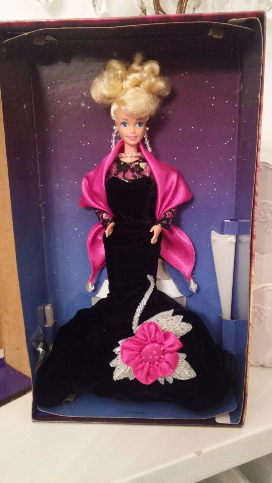 Barbie Theater Elegance 1994 nrfb