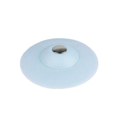 Universal Silicone Floor Drain Plug Kitchen Bath Tub Sink Rubber Water Stopper