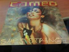 LP CAMEO SHE'S STRANGE CAT. CASABLANCA REC. 814 98 NM/M HOLLAND PS 1984 GDL