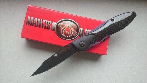 MANTIS CLASSIEST ACT Taschenmesser S30V Stahl + Titan Klappmesser