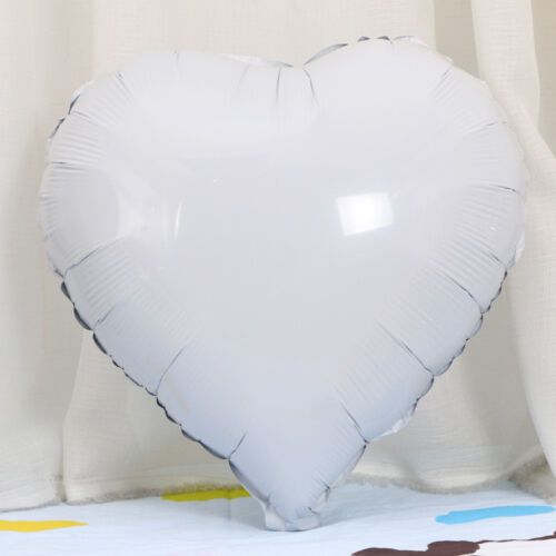 "5pcs 18/"" Heart Star Foil Helium Balloons Wedding Party Birthday Xmas DIY HOT"