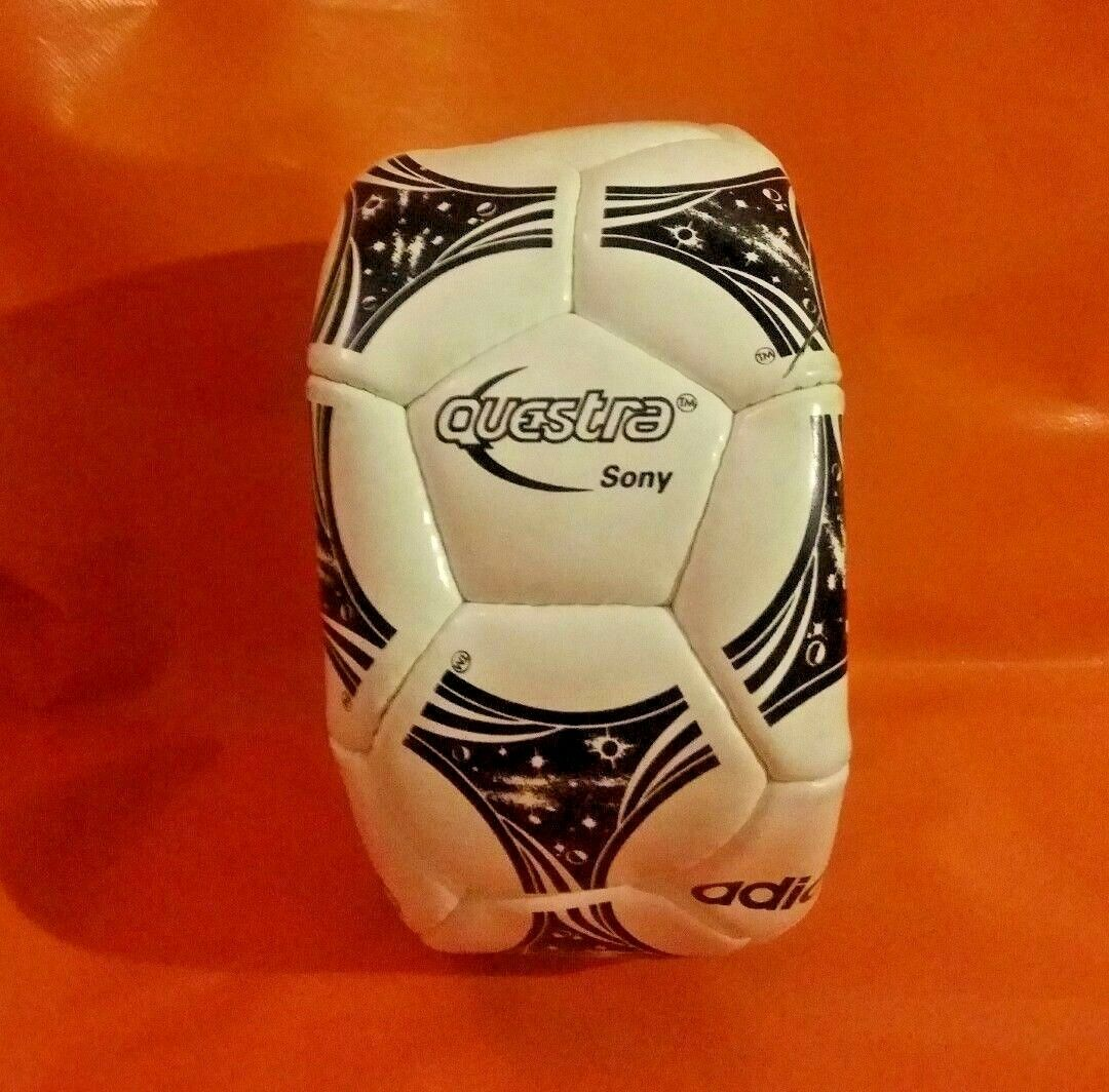 ADIDAS QUESTRA SONY 94 WORLD CUP RARE BALL - OFFERS WELCOME