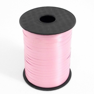 Cerise Pink Curling Balloon Ribbon Sold by the metre 5mm wide FREEPOST Cerise