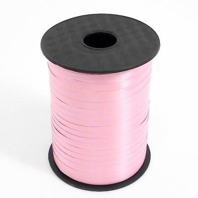 FREEPOST Cerise Pink Curling Balloon Ribbon Sold by the metre 5mm wide Cerise