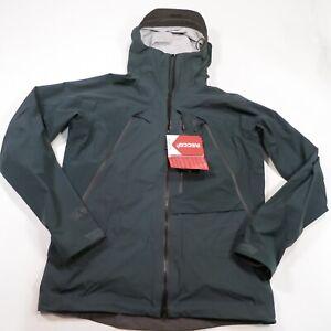500-Men-039-s-Mountain-Hardwear-Cloudseeker-Jacket-Size-Medium-Green-NWT