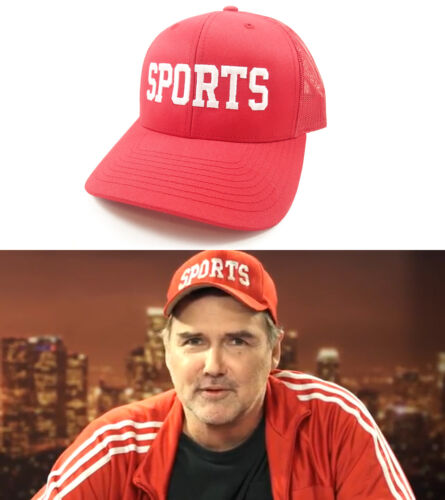 Cap for fans of Sports inspired by Norm Macdonald The SPORTS Hat