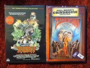 Redneck-Zombies-Zombiethon-Full-Moon-039-s-GrindHouse-Collection-2-New-DvD