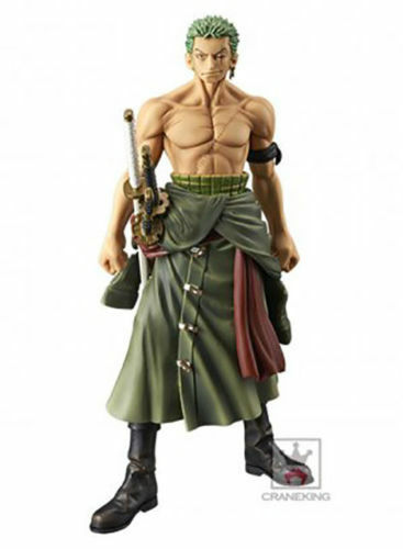 BANPRESTO - One Piece Master Stars Roronoa Zoro Special Version Figure