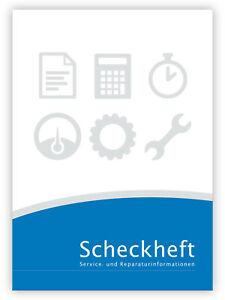 Universal-Scheckheft-Serviceheft-Wartungsheft-Inspektionsheft-NEU-amp-universel