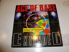 "ACE OF BASE - Wheel Of Fortune - 1993 12"" German 4-track Vinyl SIngle"
