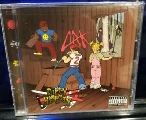 Anybody Killa - Dirty History CD SEALED insane clown posse twiztid Violent j icp