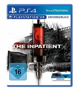 The Inpatient   (VR-only)         PS4      Playstation 4    !!!!! NEU+OVP !!!!!