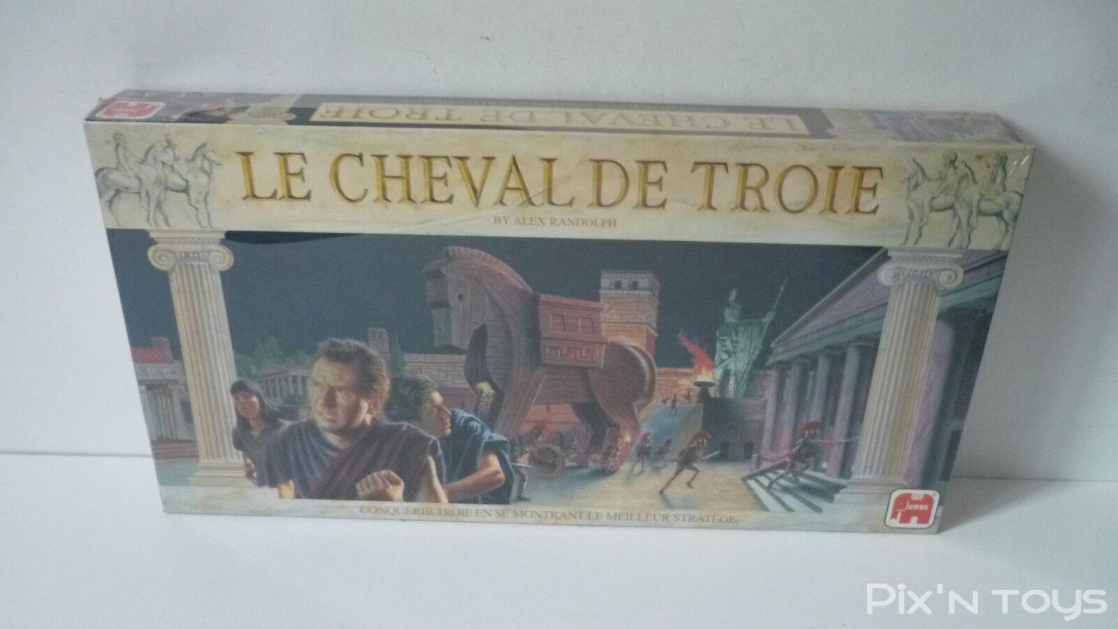Jeu de société Le Cheval de Troie   Jumbo Réf  2481 [ New-Sealed ]