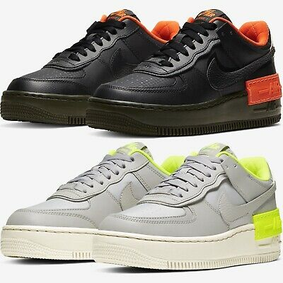 Nike Air Force 1 Shadow SE AF1 Women's Shoes Lifestyle Comfy Sneakers | eBay