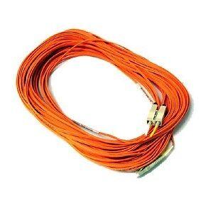 5m TYCO SC to LC Duplex 50//125 Fiber Optic Cable Plenum