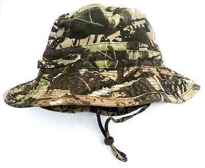 Bob Hat Black or Hunters Green Acrylic Hunting Fishing Airsoft Walking Work New
