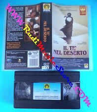 film VHS IL TE' NEL DESERTO Debra Winger John Malkovich PEPITE MEDUSA(F19)no dvd
