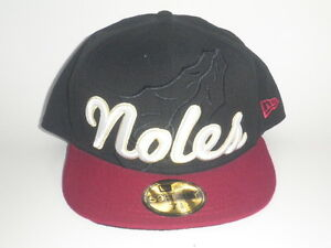 best loved 492d1 eb770 Image is loading New-Era-59Fifty-Florida-State-Seminoles-FRONTRUNNER-Hat-