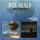 Dan Seals - Rage On/Rebel Heart (2012)