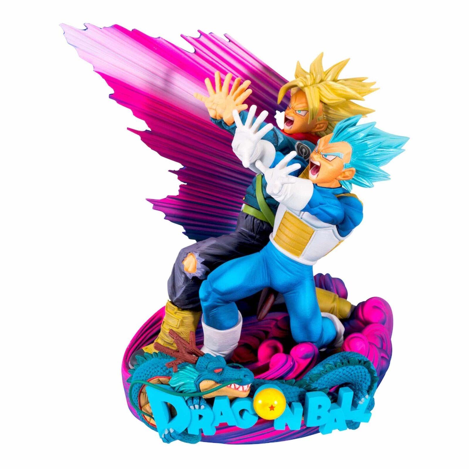 contador genuino Vegeta & Trunks Trunks Trunks Version 2 Dragon Ball súper Master Estrella Diorama Figura 18 cm  caliente