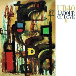 UB40 - Labour Of Love II (14 track CD 1989)