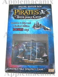 Black-Diamond-SE-3-Booster-Pack-Box-Pirates-CSG-of-Davy-Jones-Curse-Wizkids-NEW