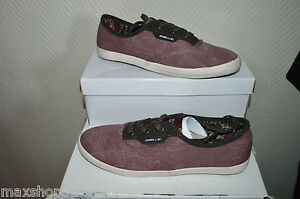 CHAUSSURE-BASKET-O-039-NEILL-TAILLE-40-CANVAS-SHOES-ZAPATOS-SCARPA-TENNIS-NEUF