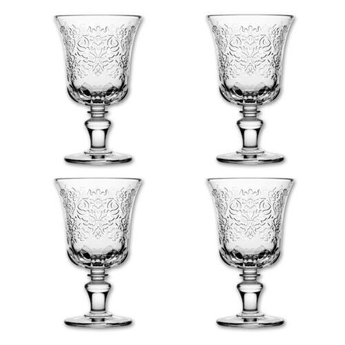 4x La Rochere Amboise Weinglas Glas Gläser Weingläser 260ml