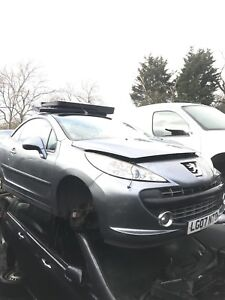Peugeot-207-cc-2007-Boot-Carpet-BREAKING-WHOLE-CAR-FOR-SPARES