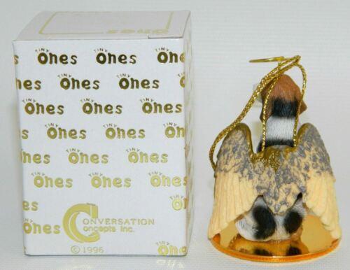"American Foxhound Dog Figurine Ornament Angel 2/"" Mini Figure Tiny Ones 1996"