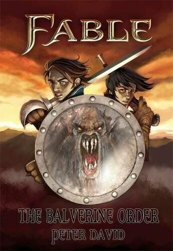 1 of 1 - Fable: The Balverine Order by David, Peter 0575100222 The Cheap Fast Free Post