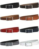 Ledergürtel 100 % echt Leder Damengürtel Vascavi Damen Gürtel Accessoire leather