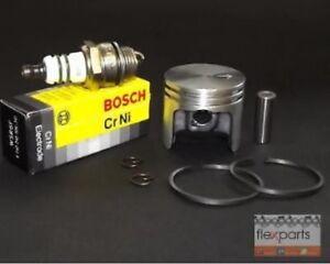 Kolben-Zuendkerze-passend-fuer-Stihl-FS86-FS-86-Freischneider-Motorsense-34mm