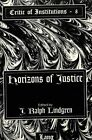 Horizons of Justice by Peter Lang Publishing Inc (Hardback, 1996)