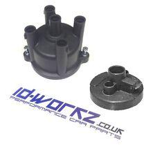 TOYOTA STARLET 1.3 GT TURBO GLANZA DISTRIBUTOR CAP & ROTOR ARM CLIP TYPE