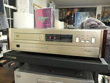Accuphase DP-70 CD Player Unbelievable build quality 46 lbs! recently serviced