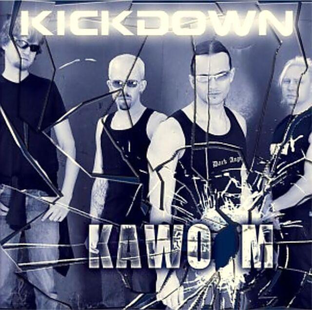KICKDOWN - Kawoom - 2004 Soulfood (13 Tracks) top CD !