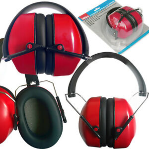 Ear Defenders/ Ear Defender Sound Muff Ear Protectors EN352-1:2002 adjustable