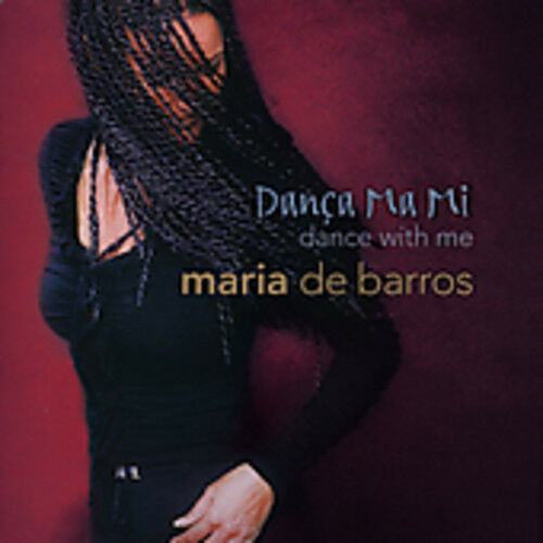 Maria de Barros - Danca Ma Mi: Dance with Me [New CD] Manufactured On Demand