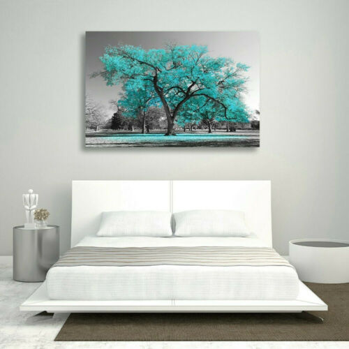 Large Canvas Modern Wall Art Oil-Painting Picture Print Unframed Home Decoration