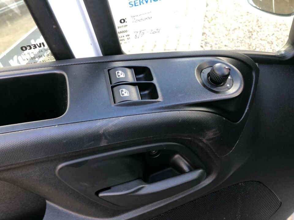Iveco Daily 3,0 35C21 4100mm Lad AG8 Diesel aut.