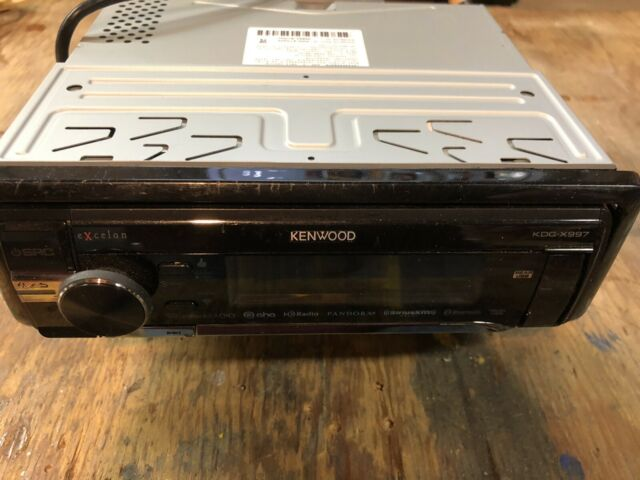 KENWOOD KDC-X997 CD MP3 BT PANDORA USB REMOTE 200W - JEEP TJ WIRING on kenwood power supply, kenwood remote control, kenwood wiring-diagram, kenwood instruction manual, kenwood ddx6019,