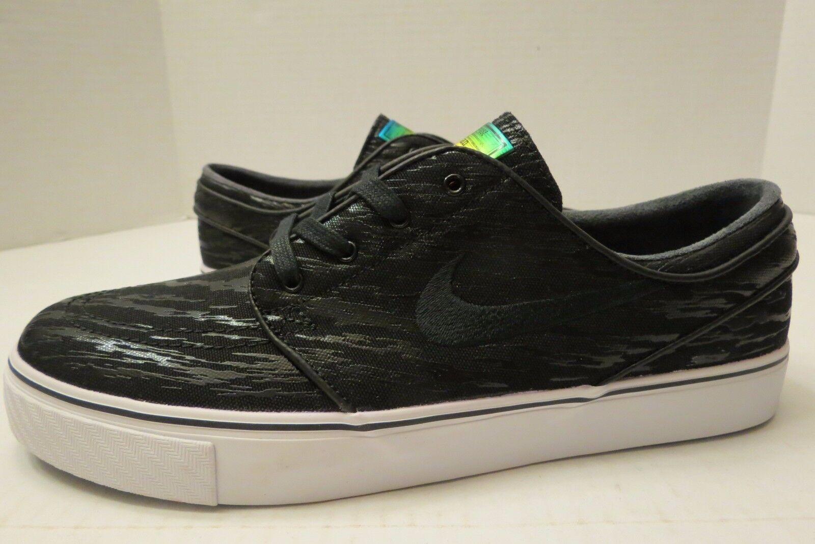 Great discount NIKE SB ZOOM STEFAN JANOSKI PR QS Skateboarding Shoes 678472 001 Price reduction