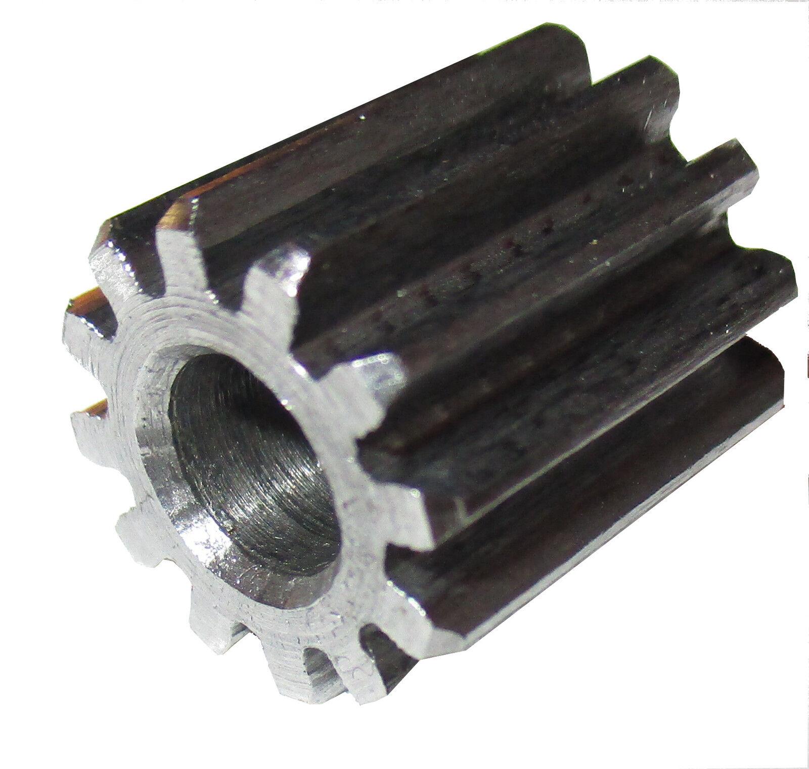 Qualität 8-9 Stirnzahnrad Stahl C45 Modul 2.0-47 Zähne  1 Stück