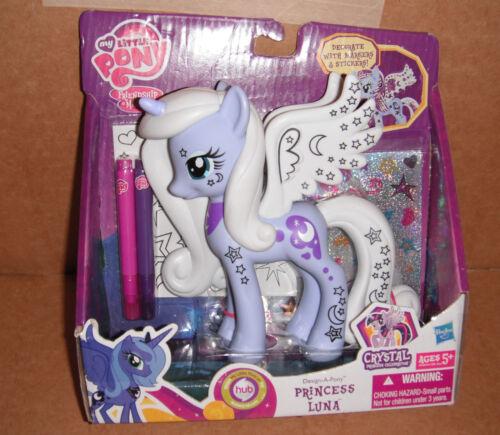 Mon petit Pony Design-a-Pony Princess Luna Figure